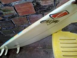 Prancha de surf 4 anos de uso conservado