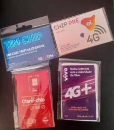 Chip Claro 4G
