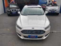 Ford Fusion Titaniun FWD 2014 Único Dono