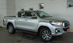 Hilux 4x4 SRV 2.8 CD Automatico 2019