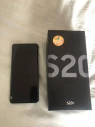 Samsung s20+ (tem que trocar o touch) 7 dias de uso..