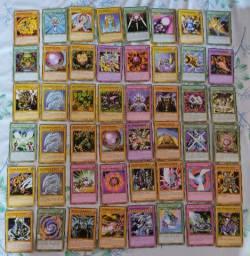 Cartas YuGiOh (94 cartas)