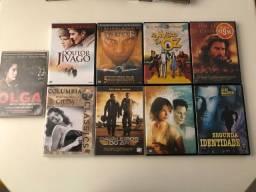 Coleção Dvds Filmes Diversos