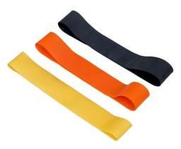 Kit mini Band c/3 peças - Atividade física e/ou treino funcional
