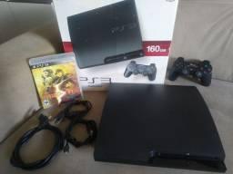 PS3 Slim na Caixa!!!