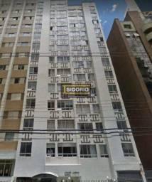 Apartamento à venda com 1 dormitórios em Centro, Curitiba cod:6943