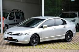HONDA CIVIC EXS 1.6 16v 4P