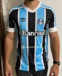 Camisa Oficial do Grêmio Azul  2021