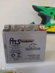 Bateria de moto biz