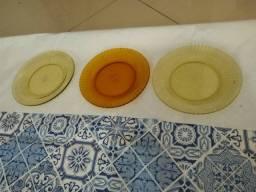 pratos antigos corolex