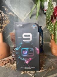 GoPro Hero 9 + Cartao Microsd 64gb - Nova - Aceito Cartão - Película de brinde