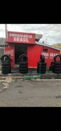 Temos todos os tipos de pneus.