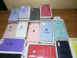 Cases de silicone iphones