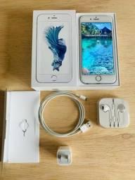 iPhone 6S 128GB na caixa