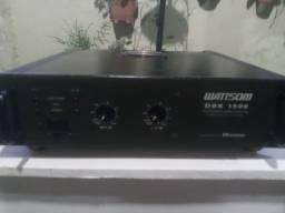 Amplificador watt som