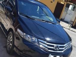 Honda City 1.5 EX Automático 2012- Primeira parcela em até 60 dias