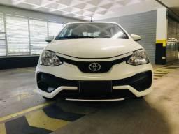 Toyota Etios  X   Impecável !!!