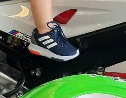 Lote calçado infantil 100
