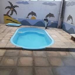 Repasse casa em Carapibus com 2 quartos, suite e piscina