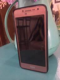 Samsung j2 prime rosê