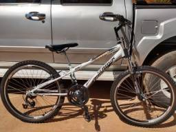 Bicicleta infantil aro 24 ( TRACK DRAGON )