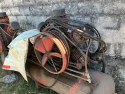Cabeçote completo compressor Wayne 120pes