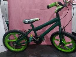 Vendo 2 bicicletas infantis Aro 16