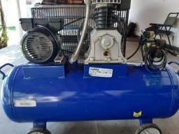 Compressor Gamma semi novo