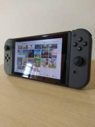 Nintendo Switch 28 Jogos na Memória