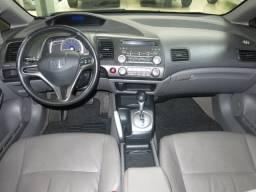 Honda Civic 1.8 lxs 16v flex 4p aut. 2010 prata