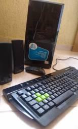 Computador + acessórios (faltando apenas monitor)