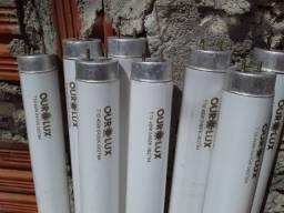 Reator eletrônico + lâmpada fluorescente usados