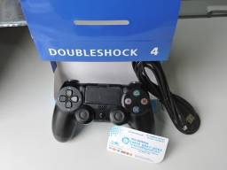 Controle Playstation 4 com Fio  Ps4 original Dualshock (Entrega Grátis)