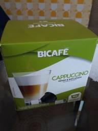 Caixa com 16 Cápsulas de café cappuccino