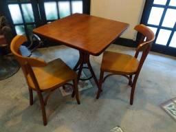 Conjunto Mesa + Cadeiras Artesian