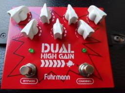 Pedal Dual High Gain Fhurmann