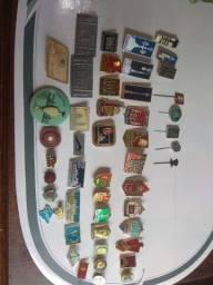 Coleção de botons.