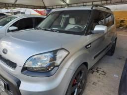 SOUL 2010/2011 1.6 EX 16V GASOLINA 4P AUTOMÁTICO