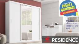 **Catálogo completo via whats- MDF Promoção Guarda Roupa Residence