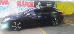 Sonata 2012 2.4 preto 4 portas