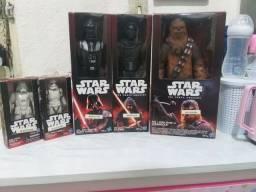 Bonecos colecionáveis STAR WARS