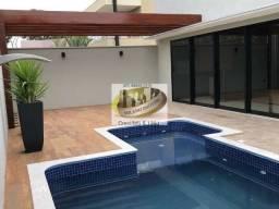 Casa a venda no Condomínio Quarta Lagoa, Três Lagoas MS, 3 suites e piscina