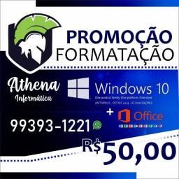 Computador e Notebook - Windows 10