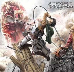 Action Figure Levi (Attack on titan)
