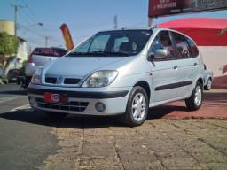 Título do anúncio: RENAULT SCENIC RXE 2002/2002 AUTOMÁTICO  COMPLETO