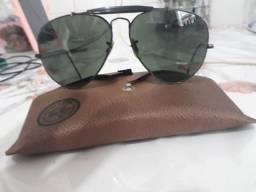 Óculos de sol Rayban aviador original b.l.gr.