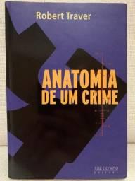 Livro - Anatomia de um crime - Robert Traver