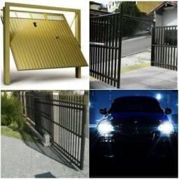 Tx CAR_ Controle para abrir portão pelo farol alto