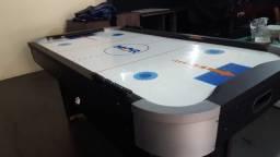 Mesa De Disco Mor Air Hockey Power Play