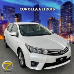 Corolla GLI 2016
